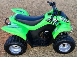2012 Kawasaki KFX90 four wheeler ATV