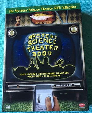 The Mystery Science Theater 3000 Collection: Volume 7 (Hercules Unchained / Hercules Against the Moon Men / Prince of Space / The Killer Shrews)