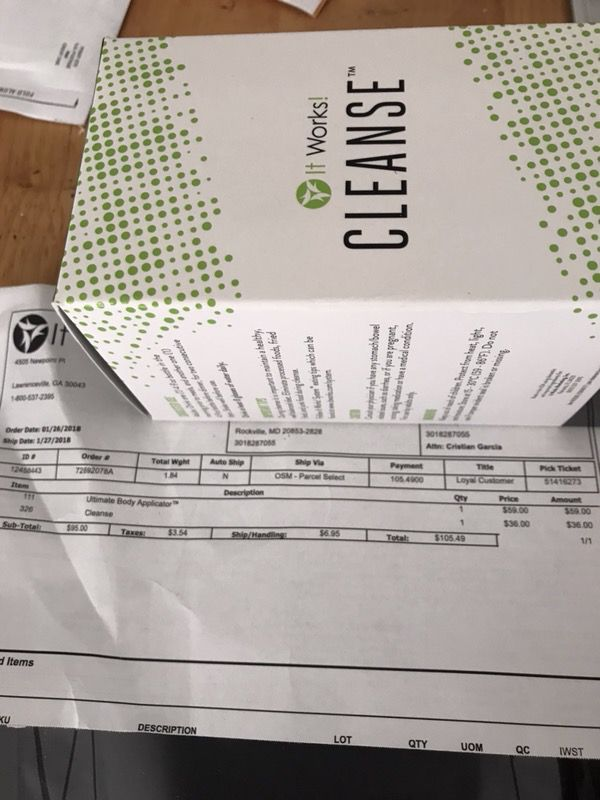 It works products Cleanse product for acne