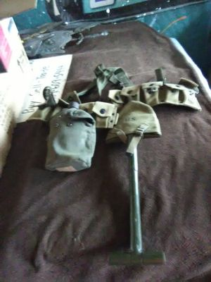 WW2 (REPRODUCTION) Field Gear set