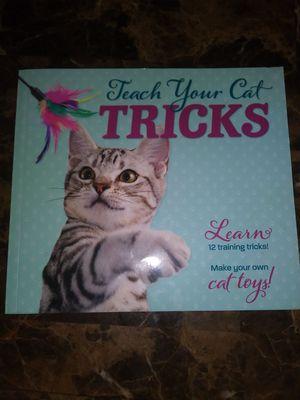Cat trick book