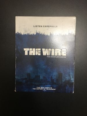 The Wire - Blu-Ray Complete Series