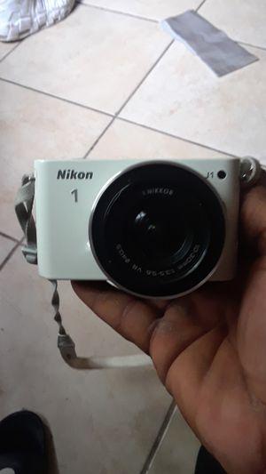 Nikon 1/j1 camera