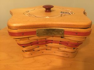 Longaberger star basket