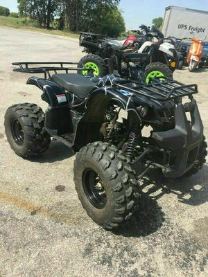 125cc four wheeler on sale