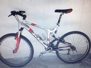 GT drive 3.0 full suspension mountain bike