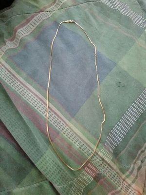 10k gold Necklace