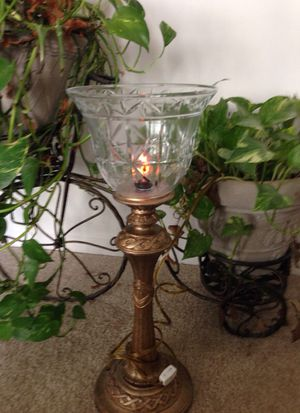 Table lamp. New with Out Box. Please See All The Pictures