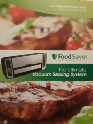 FoodSaver Sealing system and accessories