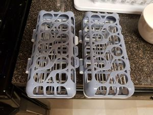2 pcs dishwasher container