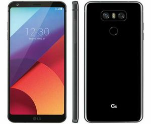 LG G6 T-MOBILE LIKE NEW WITH BOX AND CHARGER