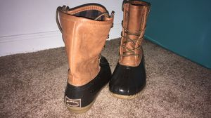 The original Duck boots