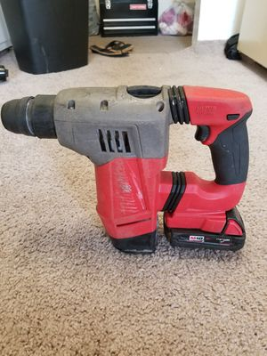 Hammer drill milwuakee fuel brushless