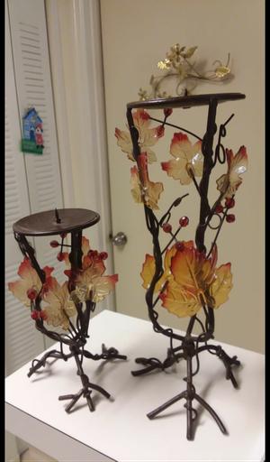 Hone decor candle holders