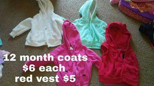 Coats an vest