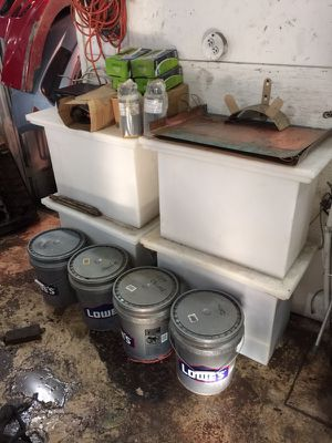 Chrome Plating System (Caswell / Complete) 100% safe