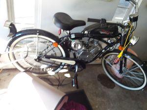 All Original Whizzer Motor Bike!!!