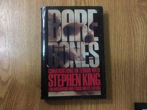 Stephen King Bare Bones