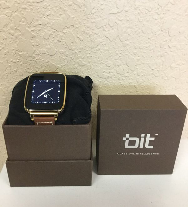 Bit Smart Watch