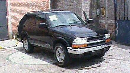 99 b black blazer 4 sale 1000 obo cars trucks in chicago il offerup. Black Bedroom Furniture Sets. Home Design Ideas