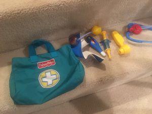 Fisher Price doctors kit