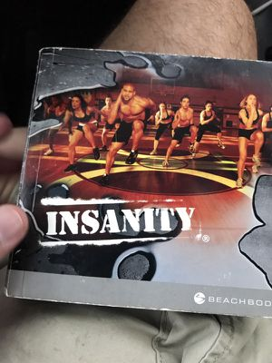 INSANITY EXCELLENT CONDITION!
