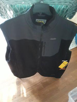 Polartec Vest Men's 3x