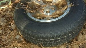 Brand new Jeep tire