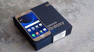 Samsung Galaxy s7 (32gb) - Factory Unlocked - Comes w/ Box + Accessories & 1 Month Warranty