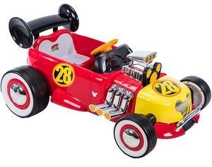 (New in Box) Disney Mickey Racer 6V Battery-Powered Ride On
