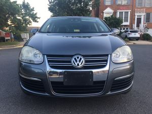 2007 VOLKSWAGEN JETTA 2.5 Stick shift