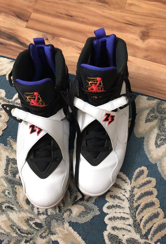 Jordan 8 size 9
