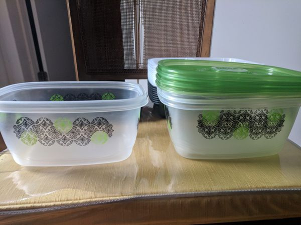 Bpa free meal prep containers and storage containers Household in