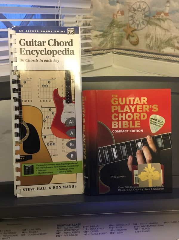 Guitar Chord Books Books Magazines In Milford Ct