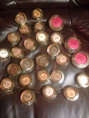 Milani blush and eye shadow makeup new sealed