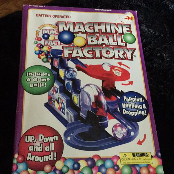 machine factory baby einstein