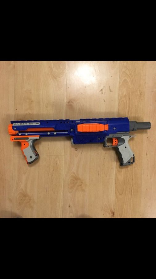 Get Quotations · online nerf raider and nerf guns 2