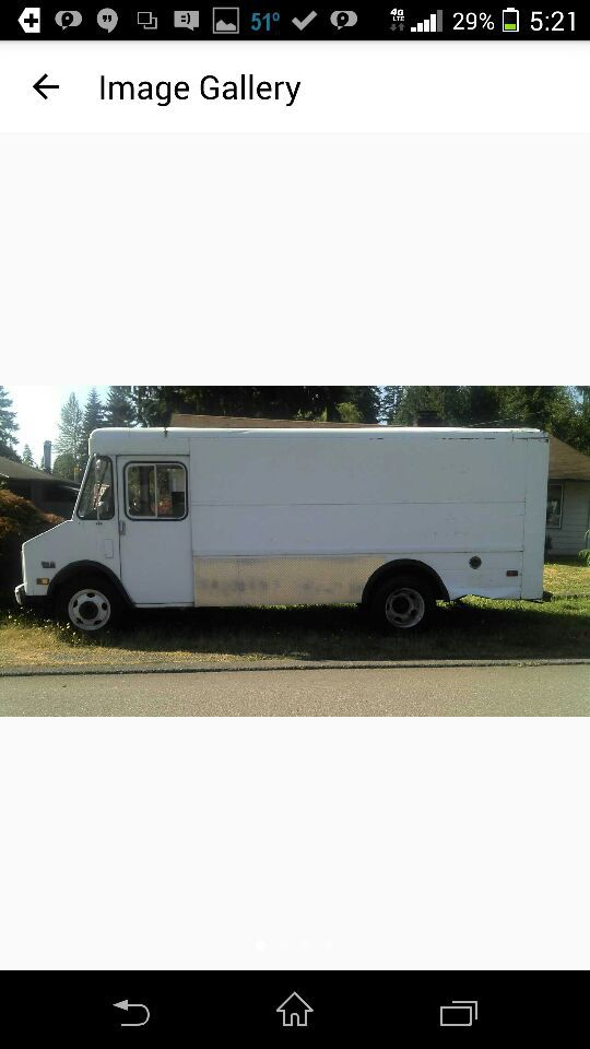 Box Truck Cars Amp Trucks In Everett Wa Offerup