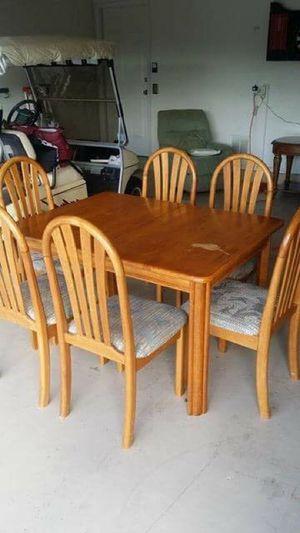 Diningroom set 6 chairs Davenport Fl Like Share Join Post Pickerstv.com