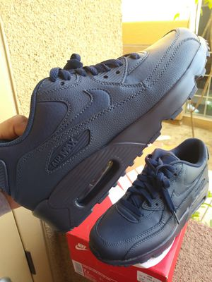 Nike Air Max 90 LTR (GS) Obsidian Blue (size 7y) fits Men size 7/Women size 9