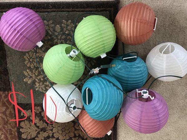Lanterns (Home & Garden) in West Des Moines, IA - OfferUp