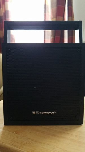 Emerson Bluetooth Speaker