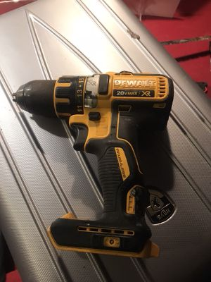 Dewalt Drill XR 20v max