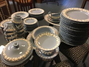 Complete Wedgewood fine china service