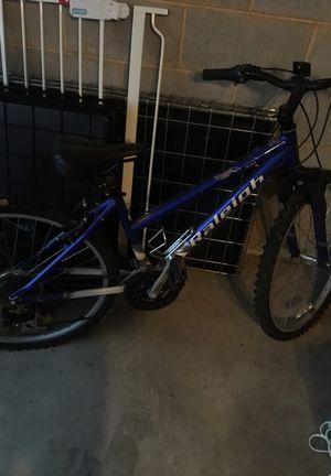 """Raleigh Trail Bike Women's 16"""" Used"""