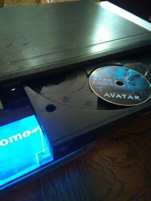 Toshiba 5 disc DVD changer player