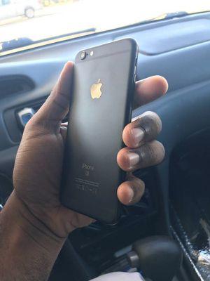 iPhone 6s Custom Matte Black Edition Factory Unlocked
