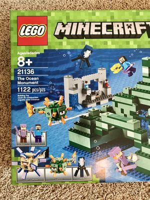 New Lego Minecraft