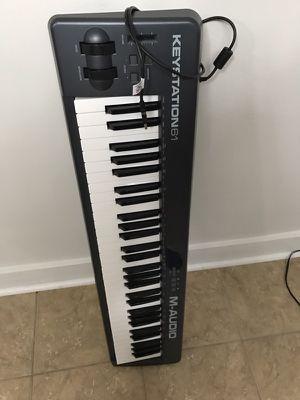 M-Audio 61 Keystation MIDI