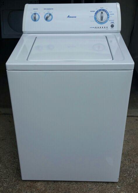 Amana Washer Appliances In Federal Way Wa Offerup
